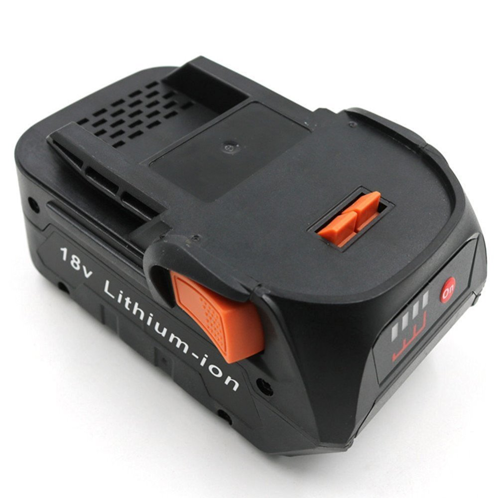 R840083 Tool Accessory Electric Drill Li-ion Battery 18V 3000mAh For AEG RIDGID 18V 3.0Ah Power Tool Parts electric bicycle case 36v lithium ion battery box 36v e bike battery case used for 36v 8a 10a 12a li ion battery pack