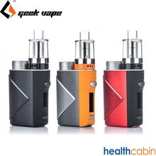 Geekvape Lucid 80W Kit 4ml Capacity Atomizer Vaporizer Powered By Single 18650 Battery AS Chipset Electronic Cigarette Vape Kit