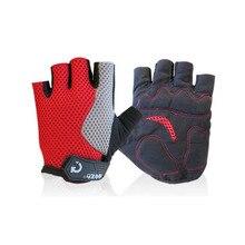 Half-fingered gloves for cycling dead flying half-fingered Fitness Gloves
