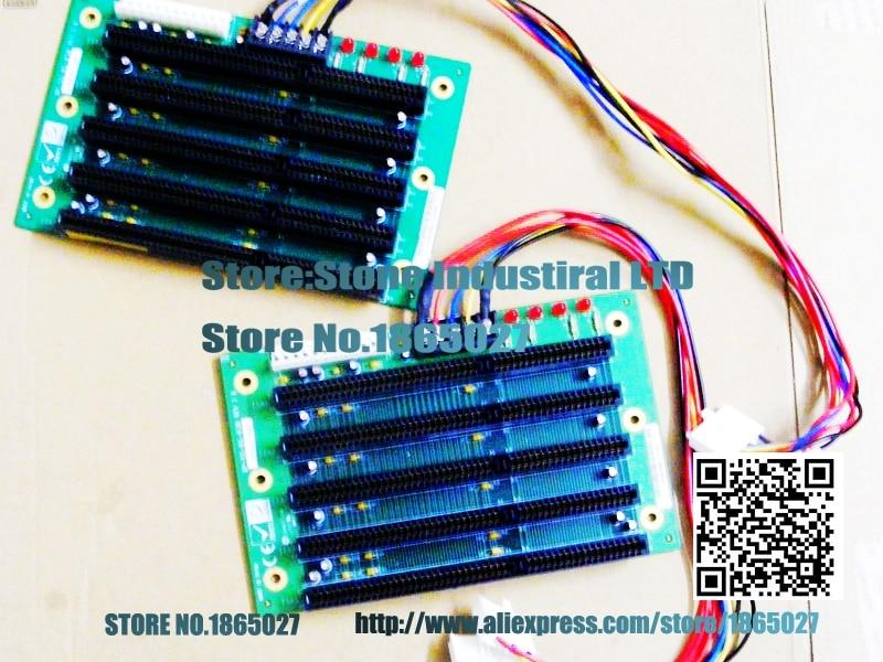 ФОТО BP-5S-RS-R30 REV: 3.0 IPC bottom five ISA slots 100% test