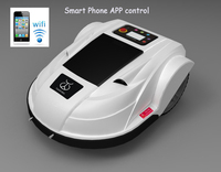 Automatic Robot Lawn Mower S510 With CE And ROHS Approved Free Shipping