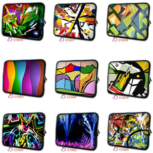 customize print Laptop Cover notebook sleeve bag case for 13 3 15 6 17 3 Apple