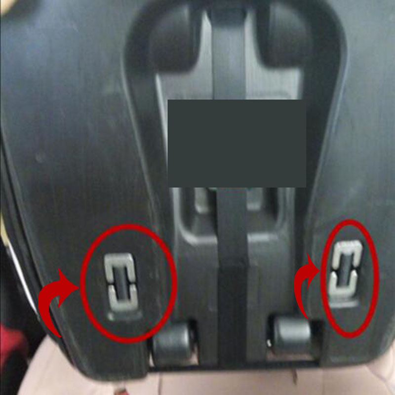 114cm Baby Car Seat Safety Harness Child Seat Belt Extender Webbing ...