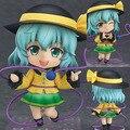 Симпатичные Nendoroid Touhou Project Komeij Koishi 1/10 масштаб окрашенные так мило 604 # ПВХ Фигурку Коллекционные Игрушки Модель 10 см