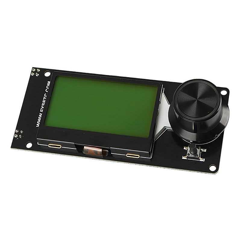 Image 5 - Type D Mini12864 Lcd Screen Mini 12864 Smart Display White On Black Supports Marlin Diy With Sd Card 3d Printer Accessories-in 3D Printer Parts & Accessories from Computer & Office