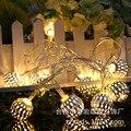 2020 специальное предложение  распродажа  прожектор  праздничная декоративная лампа  светодиодные лампы на низкой шаровой струне  водонепрон...