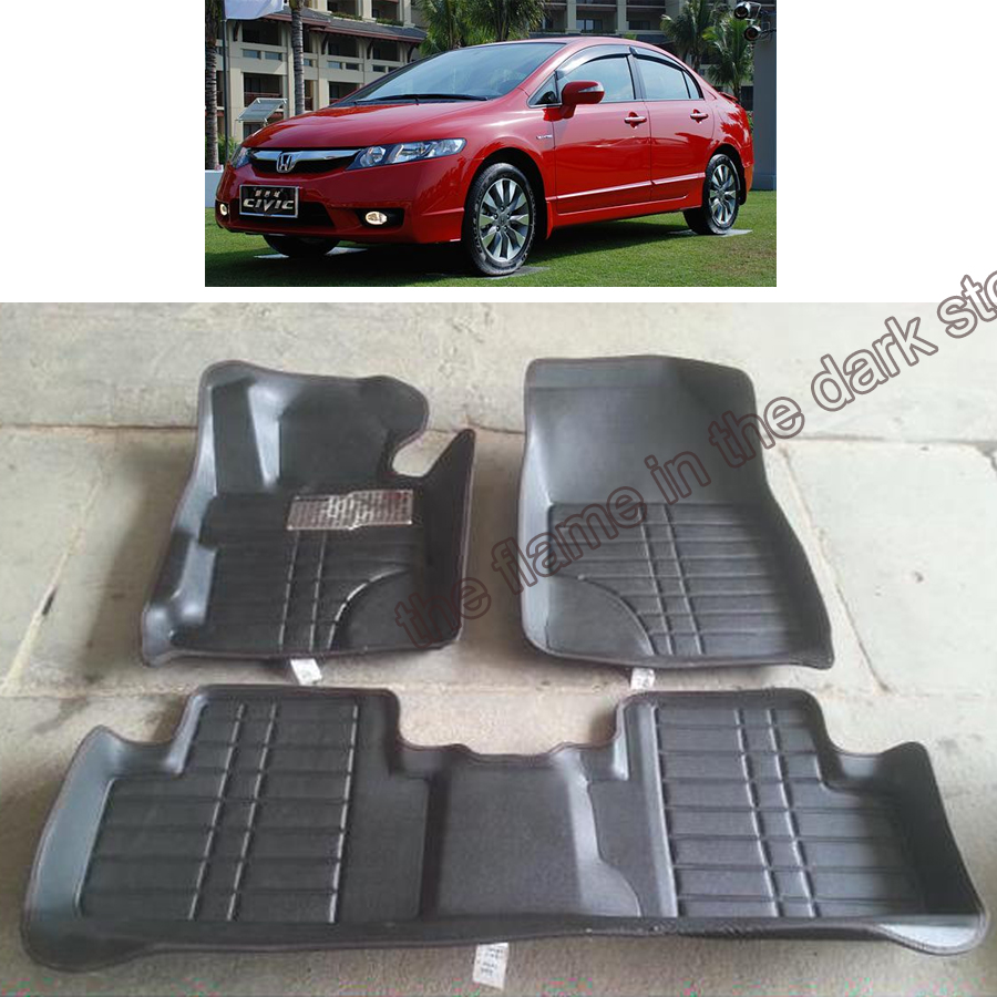free shipping leather car floor mat carpet rug for honda civic 8th generation 2005 2006 2007 2008 2009 2010 2011 free shipping leather car floor mat carpet rug for hyundai sonata hyundai i45 sixth generation 2009 2010 2011 2012 2013 2014