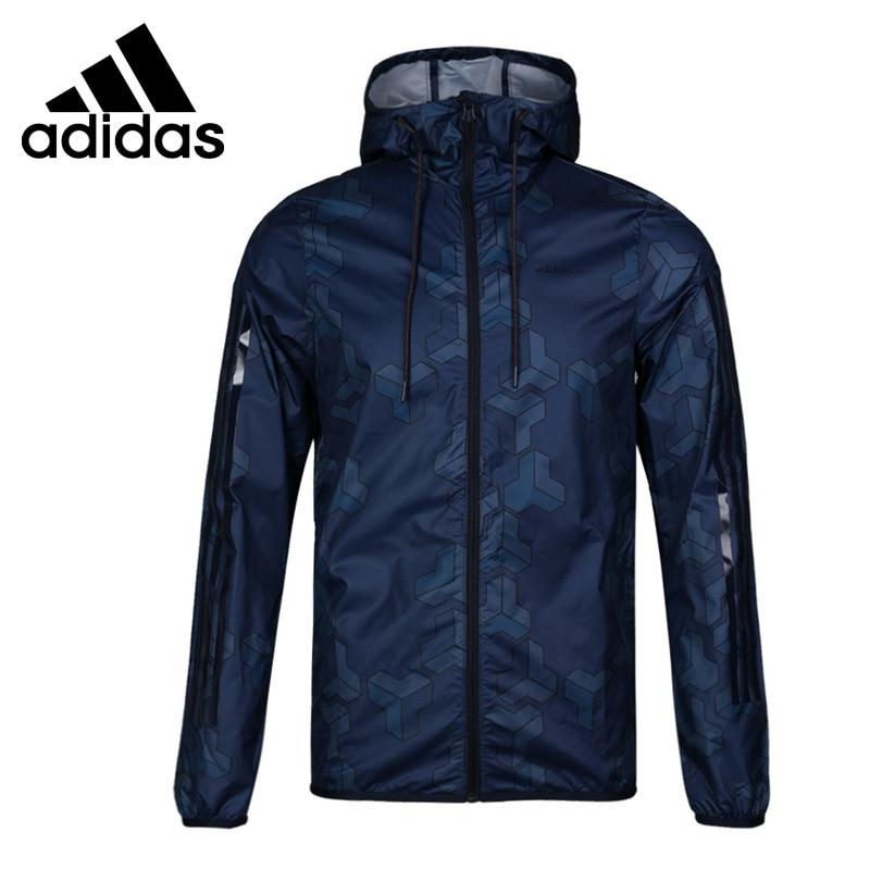 Original New Arrival 2018 Adidas Neo Label M CS BR WB 2 Men's jacket Hooded Sportswear original new arrival official adidas neo label m 2 layer wb men s jacket hooded sportswear