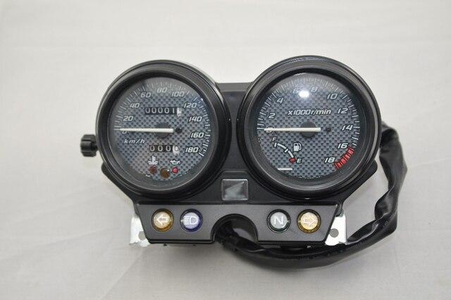 scooter parts/ Gauges Cluster Assembly Speedometer Tachometer case for Honda CB250 Hornet 250 00-05