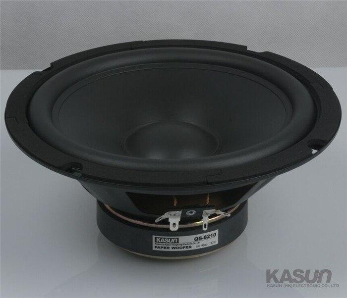 1pcs HI FIseries woofer loudSpeaker 8 inch QS 8210 woofer speaker 140W 8 ohm speaker inches
