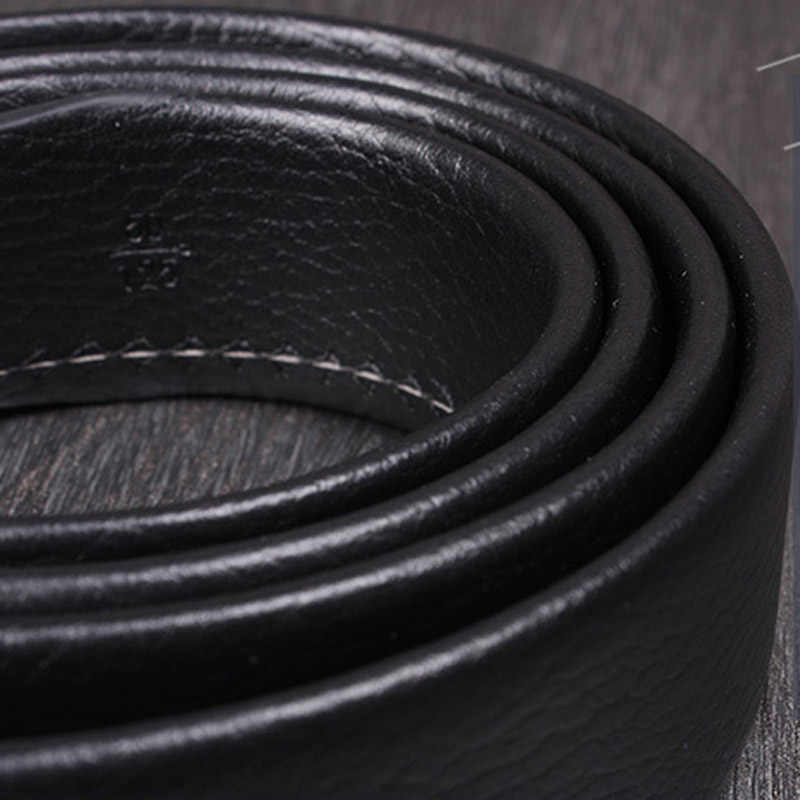 Dinisiton Asli Lapisan Pertama dari Kulit Belt Otomatis Gesper Sabuk Merek Pria Mewah Pria Desain Kualitas Tinggi Tali FX001