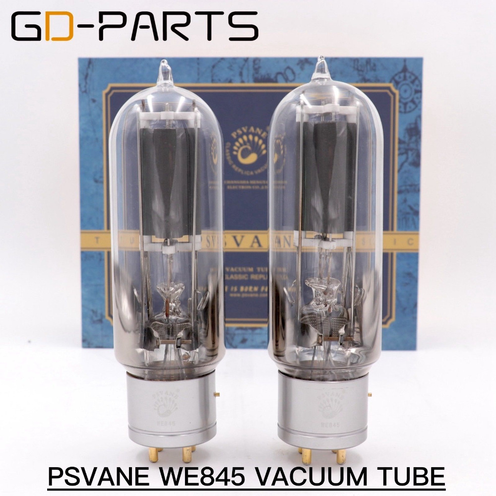 GD-PARTS Brand New PSVANE Premium WE845 Vacuum Tube Valve 1:1 Replica Western Electric for Vintage Audio DIY x Matched 1pair