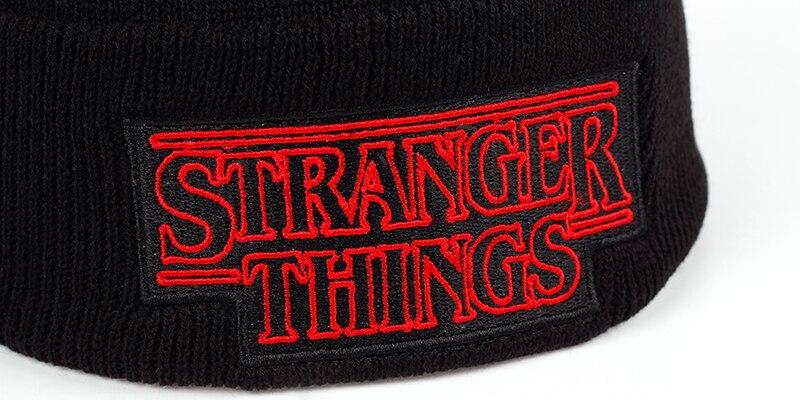 Dropwow new Men Women Teenagers Warm Beanine Winter Hat Dustin ... cb2028a08a07