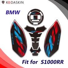 KODASKIN Motorcycle Gas Cap Tank Pad Sticker Decal Emblem for BMW S1000RR