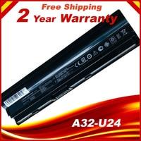 Laptop batterij voor Asus U24 U24A U24E U24E-XH71 U24E-XS71 U24E-PX002V U24E-PX024V U24E-PX053D A31-U24 A32-U24