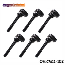 6 pcs/lot CM11 102 New High Quality Ignition Coil For Isuzu Trooper Holden Rodeo RA TF Frontera Jackaroo car accessories
