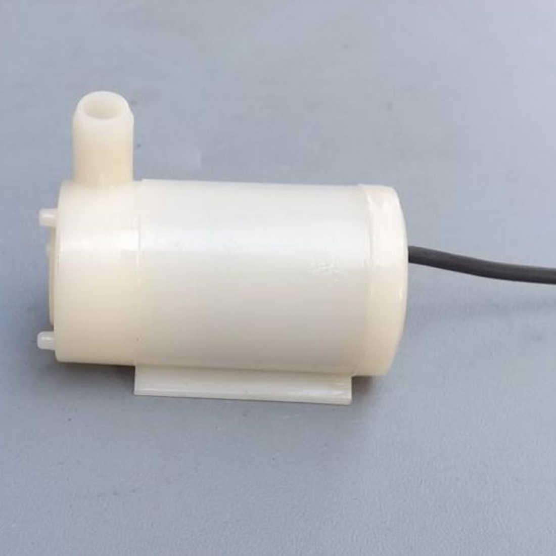 DC 3-5V Geluidsarm Borstelloze Motor Pump120L/H Mini Micro Dompelpomp