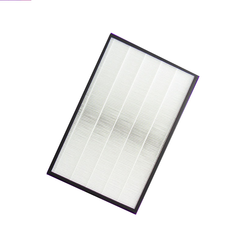 390x285mm Air Purifier filter HEPA for Sharp FU-A80A-W Air Purifier parts replacement hepa filters390x285mm Air Purifier filter HEPA for Sharp FU-A80A-W Air Purifier parts replacement hepa filters