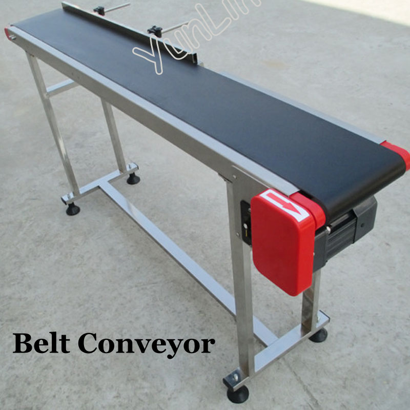 Small Belt Conveyor Band Carrier PVC Line Sorting Conveyor for Bottles/ Food Customized Moving Belt, Rotating Table SGZ-SSJA8D small belt conveyor band carrier pvc line sorting conveyor for bottles food customized moving belt rotating table sgz ssja8d