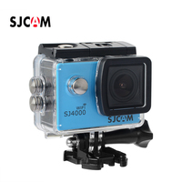 SJcam SJ4000 WiFi Car Sports DVR Camera Sport DV Waterproof Helment HD Cam 170 Degree For