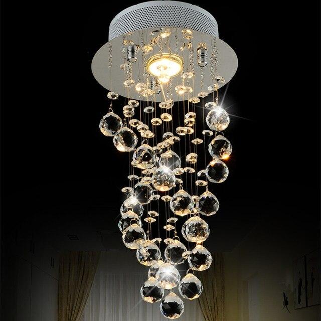Elegante Cristallo di Illuminazione A LED Illuminazione Lampadario ...