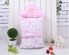 Baby blanket Organic Cotton Infant Parisarc Newborn thin Baby Wrap Envelope Swaddling Baby Blankets Bedding Newborn