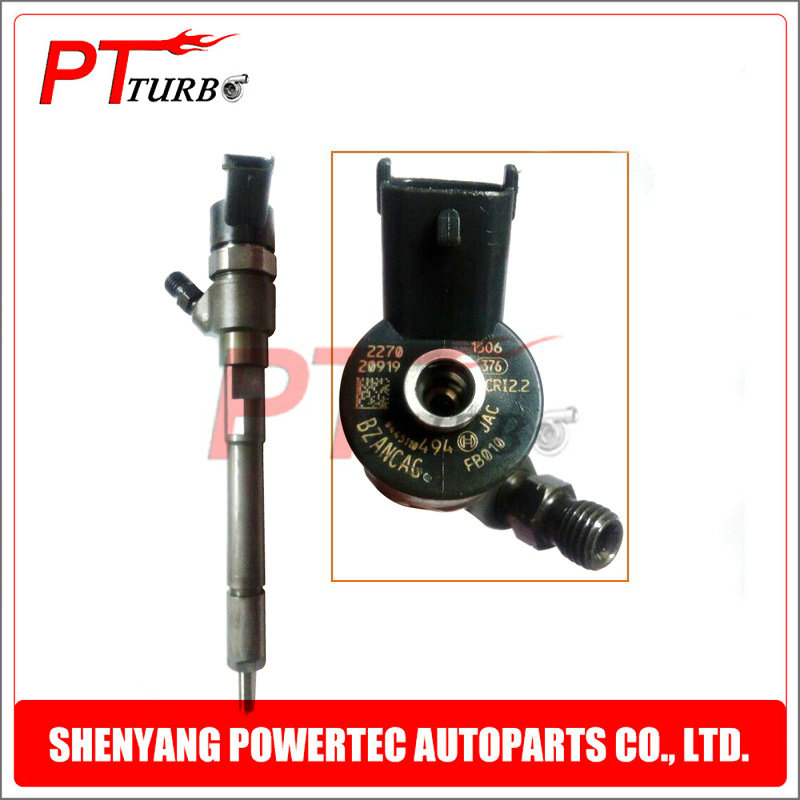 0 445 110 494 auto fuel spare parts injector 0445 110 494 for MWM engine  0445110494 original common rail diesel injection