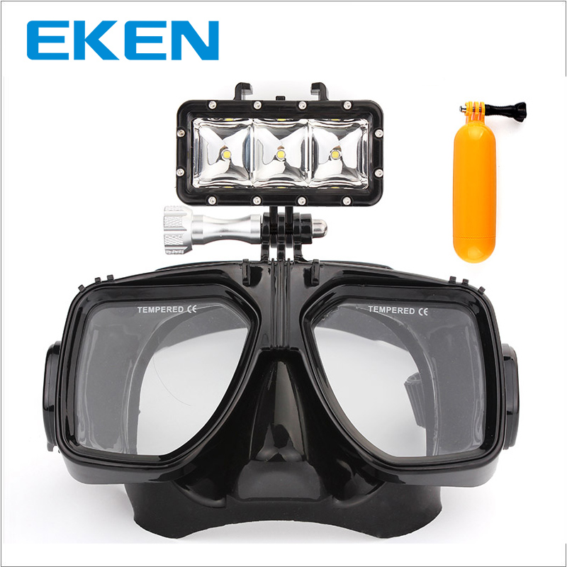 Portable Multi Functional Diving Waterproof Dimmable Video