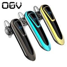 Cheaper OGV Brand New High Capacity Battery Earphones Bluetooth Earpiece Hands Free Earbuds Wireless Ear Hook Bluetooth Earphone