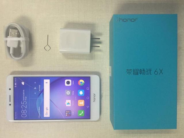 100% Original 5.5 IPS FHD Huawei Honor 6X Play Kirin 655 Octa Core Android 6.0 4G LTE Smartphone 4GB RAM 32/64GB ROM