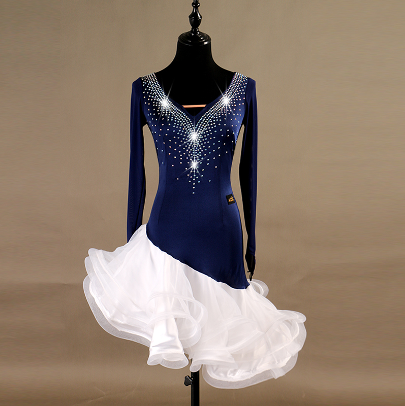 salsa latin dance dress women for competition tango latin dress for girls dancing dress for women