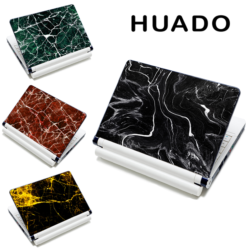Nieuwe marmeren laptop skin Cover Sticker voor HP / Acer / Dell / ASUS / Mi universele laptop huid sticker huid 10 13 13,3 15 15,6 17 17,3