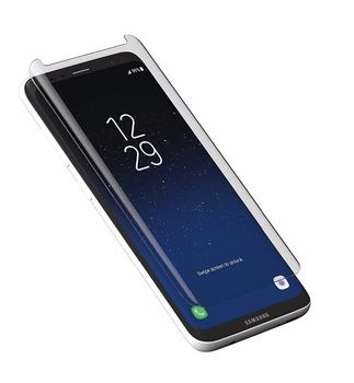 Case Friendly Tempered Glass Screen Protector for Samsung Galaxy S8 S9 Plus Note 9 8 Glass 3D Curved Full Cover Screen Protector image