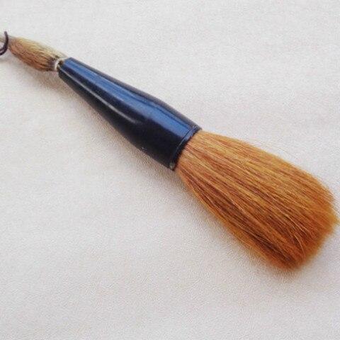 hopper em forma de cabelos doninha pincel caneta