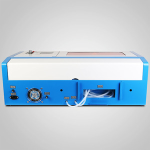 Image 4 - VEVOR לייזר חריטת מכונת 40W CO2 USB יציאת מיני לייזר חריטת מכונת חיתוך 11V גבוהה מדויק משולב ToolsCutting
