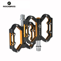 ROCKBROS Cycling Ultralight Aluminum Alloy Road Bicycle Pedals Outdoor Sports Road Bike Cycling Pedales Bicicleta Mtb