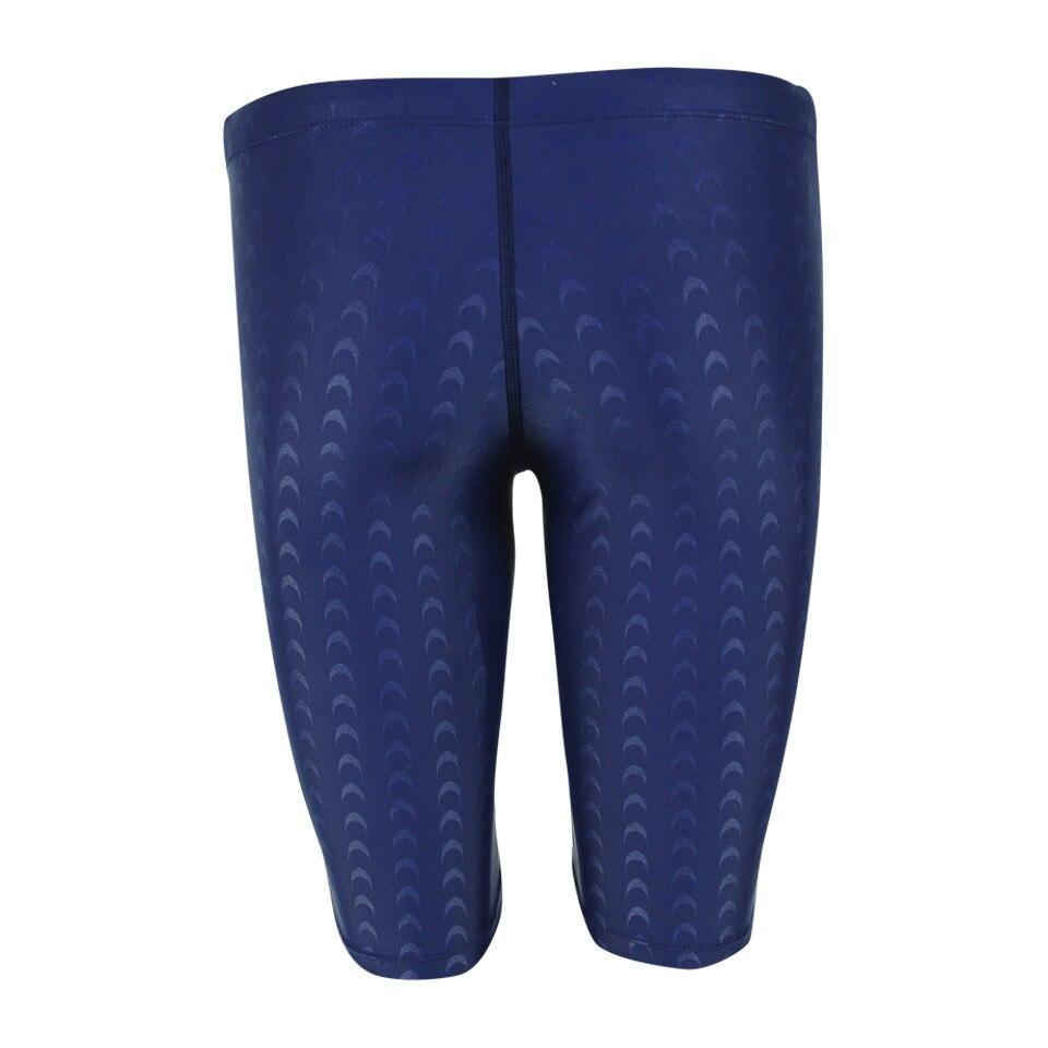 Professional Men Swimwear Waterproof Swimming Trunk Competition Swim Beach Shorts Pants Mens Swim Boxer Briefs Board Shorts