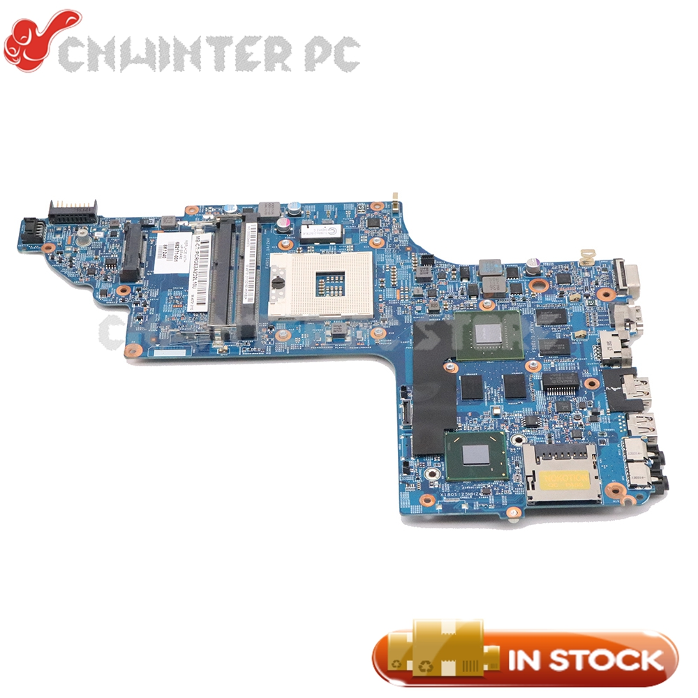 NOKOTION For HP Pavilion DV6-7000 Laptop Motherboard HM77 DDR3 GT630M 2GB 682171-001 48.4ST10.021