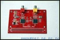 FPGA Video Extension Board Development Board SAA7113 SAA7120 SAA7121