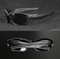 2016 New Fashion Outdoor Sports Cool Shape Polarized Sunglasses Goggles Driving Fishing Running Sun Glasses Oculos