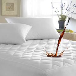 Waterproof Microfiber Quilted Cover for Mattress Breathable Mattress Protector
