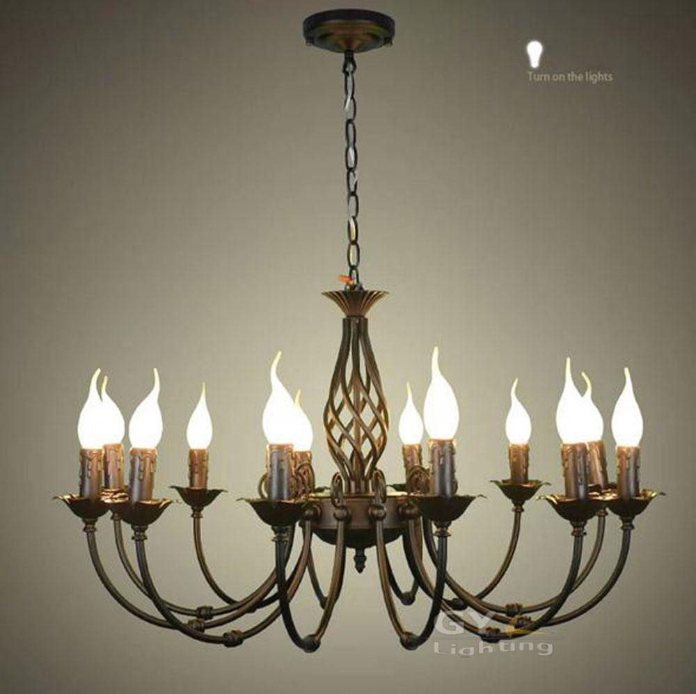 Schwarz Ast Kronleuchter Loft Neue Leuchten Wohnzimmer Esszimmer Lampen Luminaria Pelucia Glanz Dekorative