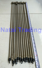 Top quality 800mm high pressure diesel pipe oil tube 6*2mm used for fuel injection pump test bench spare part