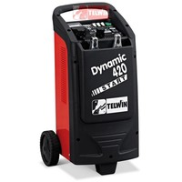TELWIN TE 829382 chargeur и динамический 420 стартерные аккумуляторные батареи 230 V 12 24 V