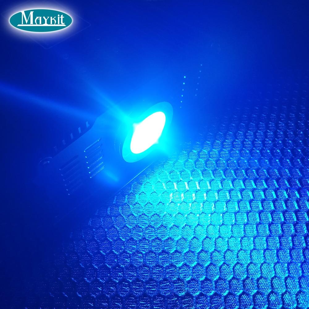 Maykit WIFI smart phone control lichtwellen sterne decke licht kit mit 75W RGB LED licht quelle 835 fiberglas licht strans optische faser tails - 3