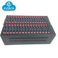 Quad band 32 порта gsm модем Wavecom Q24plus отправить смс и mms Поддержка протокола TCP и зарядиться GPRS