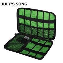 2019 JULYS SONG Nylon Travel Bag Waterproof Storage Multifunctional Portable Package Solid Duffle