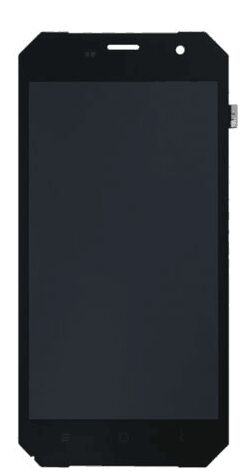 For Sigma X-treme PQ35 LCD and touch screen Digitizer Assembly For Sigma