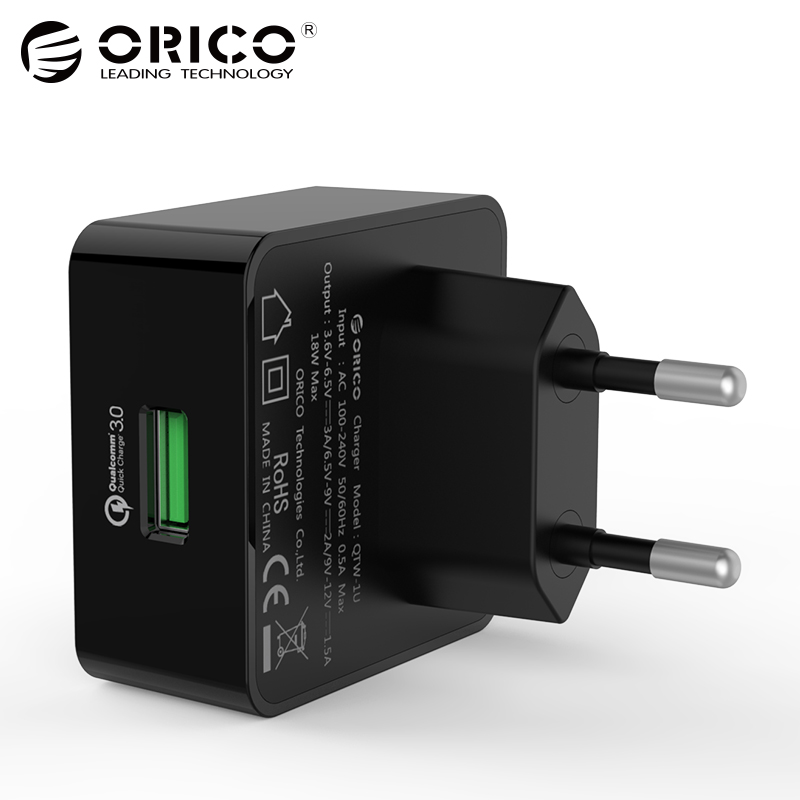 ORICO QC3.0 Phone Charger Quick Charge 1