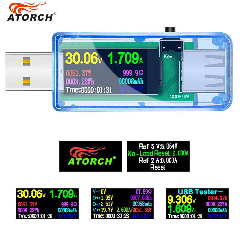 HTB1WNYZX.T1gK0jSZFrq6ANCXXaV 10/13 in 1 USB tester DC Digital voltmeter amperimetro voltage current volt meter ammeter detector power bank charger indicator
